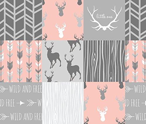 Sew Fleece Fabric Blanket - 6