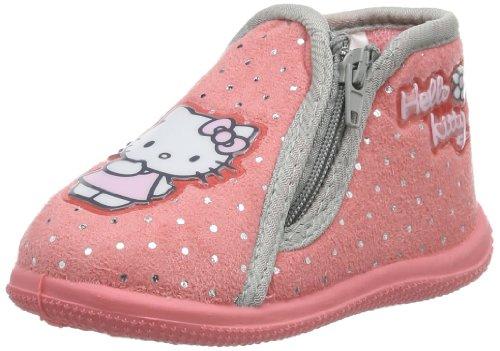 Hello Kitty HK SACHA 327170-21 Mädchen Hausschuhe, Pink (13), EU 20 Pink (13)