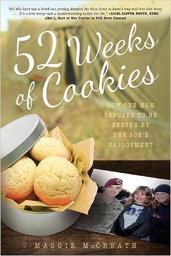 Book 52 Weeks of Cookies