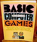 BASIC Computer Games, David H. Ahl, 0916688070
