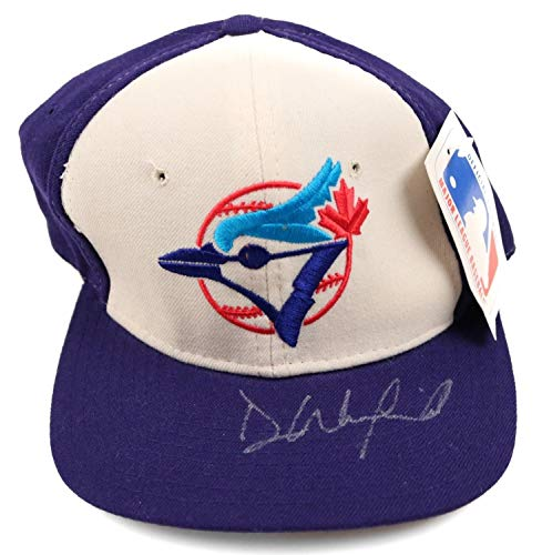 Dave Winfield Blue Jays Hof Autographed Signed MLB