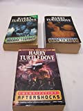 Colonization Trilogy - by Harry Turtledove - complete set: Second Contact, Down to Earth, Aftershocks