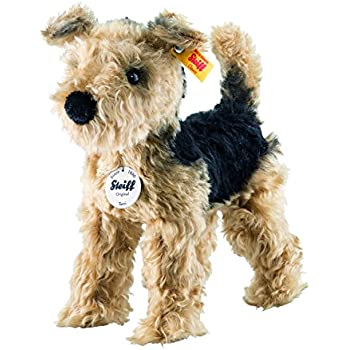 Amazon Com Webkinz Airedale Terrier Plush Toys Amp Games