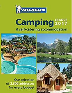 Camping car europe michelin (french), michelin camping guides by.
