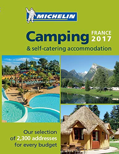 Camping Guide France 2017 (Michelin Camping Guides): Amazon.es: Michelin: Libros en idiomas extranjeros