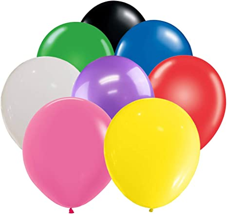 """Balloons Many Colours Available Giant Balloon Party 36/"""" 6 Large 3ft"""