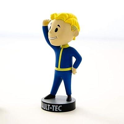 Fallout 4 Vault-Tec Vault Boy 111 Perception Bobblehead: Toys & Games
