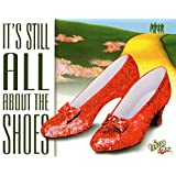 Wizard of Oz About the Shoes Tin Sign