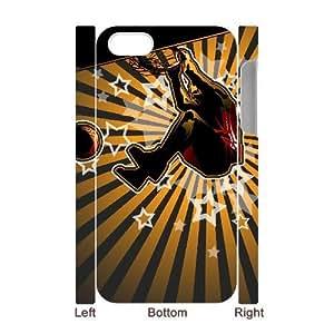 ALICASE Design Diy hard Case Basketball For Iphone 4/4s [Pattern-1]