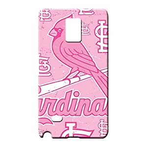 samsung note 4 Popular Special Back Covers Snap On Cases For phone phone skins st. louis cardinals mlb baseball