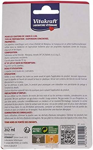 Vitakraft Pipette Répulsive pour Chaton P/2