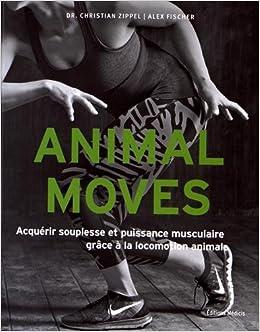 Animal moves : Acquérir souplesse et puissance musculaire grâce à la locomotion animale