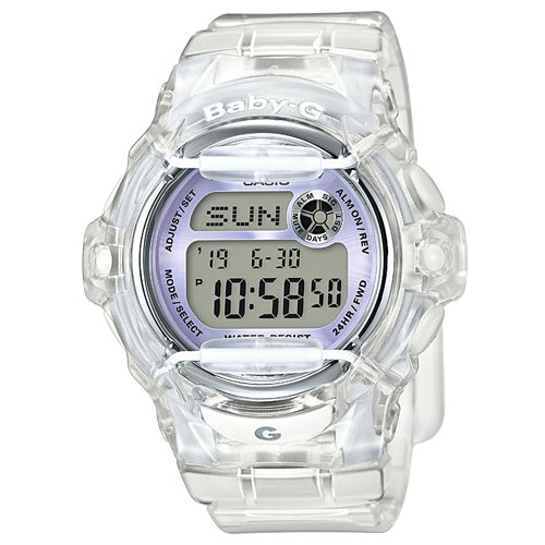 Casio BG169R 7E Protector Ion Plated Digital