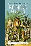 Reineke Fuchs: Halbleinen: mit Illustrationen von Wilhelm von Kaulbach