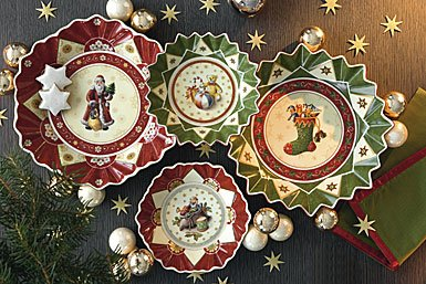 what is a bunter teller a plate of christmas cookies for. Black Bedroom Furniture Sets. Home Design Ideas