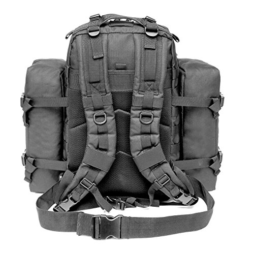 The Military Tactical Backpack that can Carry Everything He Needs to Survive During a Bug Out 2
