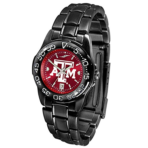 (Texas A&M Aggies Fantom Sport AnoChrome Women's Watch)