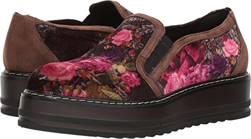 Summit by White Mountain Womens Belton Brown Velvet 38 M EU 8eKAEd