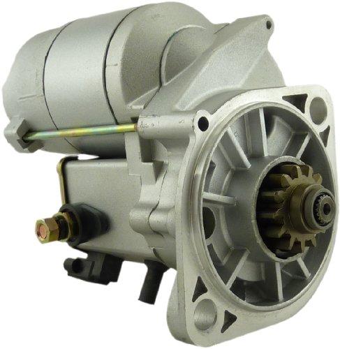 (New Premium Starter fits John Deere Mowers & Utility Tractors Yanmar Marine Diesel Engines 3TN84 4TNE88 4 cyl 2.194L 228000-3731 228000-3732 YM129129-77010 010250 435-994 129129-77012 YM129129-77012 )