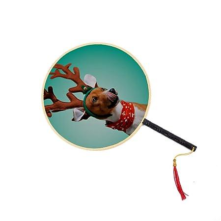 WYYWCY Ropa para Perros Disfraces navideños Abanico Chino ...