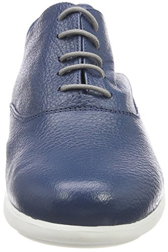 Derby Cordones Zapatos Sporty Para Azul Mujer Jonny's De 011 lavanda Tw1Iqxtt4