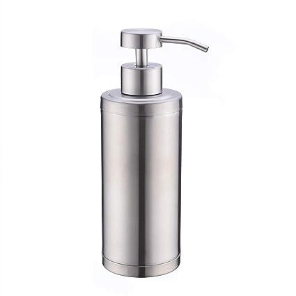 Amazon.com: GICASA F042-1-F17 - Dispensador de jabón (acero ...