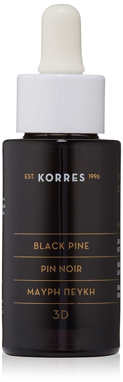 B076H9TFWZ KORRES Black Pine Face Serum, 1 Fl oz. 51ueRWh0eTL._SL1500_