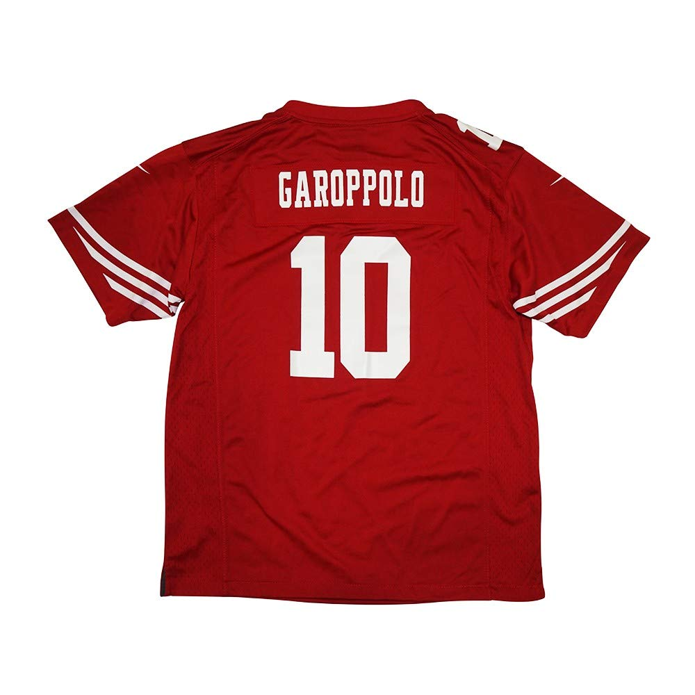 uk availability 2c90b dd698 Amazon.com : Nike Jimmy Garoppolo San Francisco 49ers Game ...