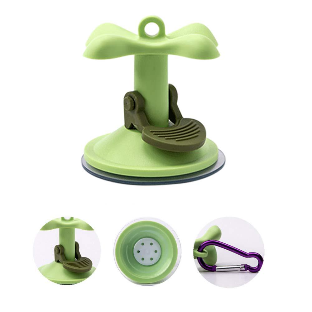 Herewegoo Plastic Pet Hanging Buckle Suction Cup for Car Door Walking Dog