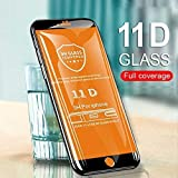 VALUEACTIVE Accessories For All Tempered Glass for Samsung Galaxy M30 (11D)-Edge to Edge Full Screen Coverage with easy installation kit