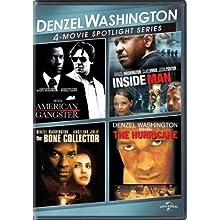 Denzel Washington 4-Movie Spotlight Series (1999)