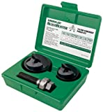 Greenlee 7237BB Slug-Buster Manual Knockout Kit for 1-1/2 and 2-Inch Conduit
