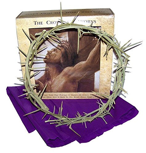 Crown of Thorns/ Authentic Crown of Thorns From the Holy Land - in gift box