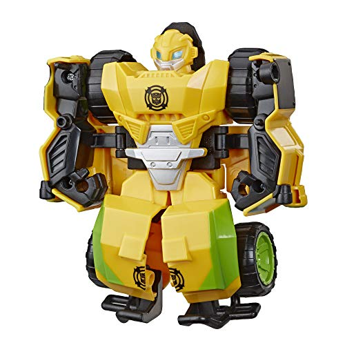 Transformers Playskool Heroes Figure  5 Inches, Multicolour