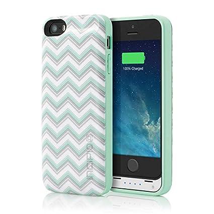 Amazon.com: iPhone 5S Funda Caso, Incipio offgrid Chevron ...