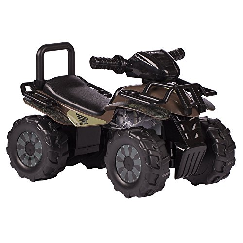 Honda Brown HD Camo Utility ATV, - Camo Atv