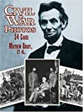 Civil War Photos: 24 Cards