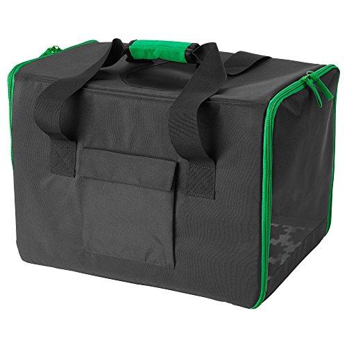 IKEA LURVIG 003.916.64 Black Pet Travel Bag