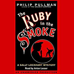 The Ruby in the Smoke Audiobook