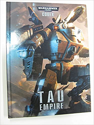 Codex Tau Empire T/'au Warhammer 40K NEW 8th Edition