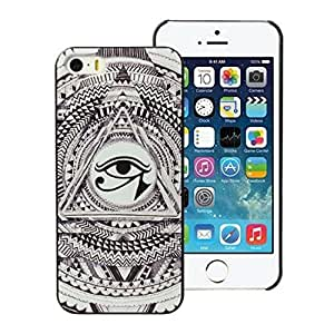 Brand New Hot Sale Unique Individual Various Painted Pattern Hard Back Skin Case for For iphone 6 plus 5.5 (Luxury Eyes)