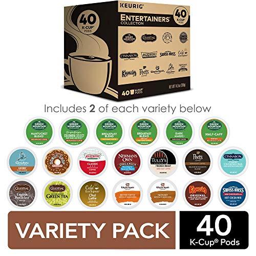 Keurig Entertainers Variety Pack...