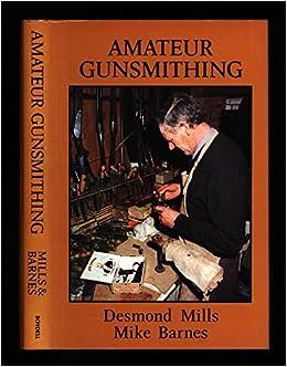 Amateur gunsmithing mills