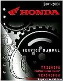 61HN203 2001-2004 Honda TRX500FA FourTrax Foreman Rubicon ATV Service Manual