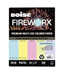 BOISE FIREWORX Premium Multi-Use Colored Paper