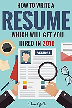 resume how to write a resume which will get you hired in 2016 resume. Resume Example. Resume CV Cover Letter