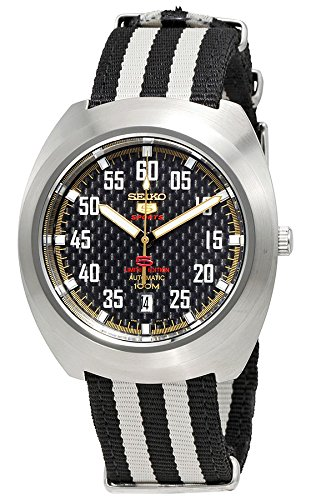 Seiko De los hombres Watch 5 Sports Limited Edition Japan Reloj SRPA93K1: Amazon.es: Relojes