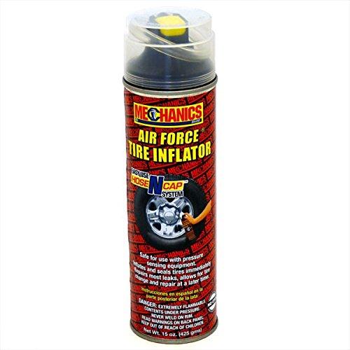 Air force tire inflator / fix a flat ()
