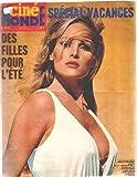 Cine monde n° 1615 / aout 1965 / photo de couverturte ursula andress