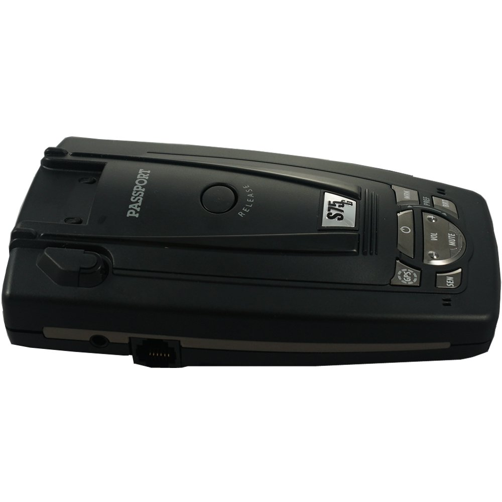 Escort Passport S75 Radar Detector With BSM Filter & GPS with Auto Lock by Escort (Image #3)